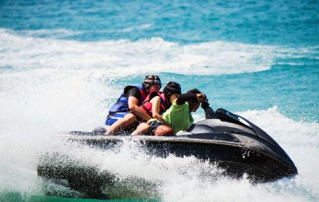 吉貝海之旅七合一水上活動、浮潛-澎湖熱門水上活動行程推薦